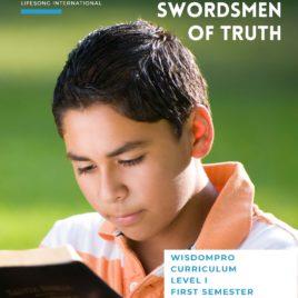 Swordsmen of Truth, Teacher's Lesson Book- Ages 7-9, Level I, Semester I