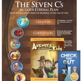 Swordsmen of Truth for Boys Teacher's Resource Bundle, Level I, Semesters 1 & 2